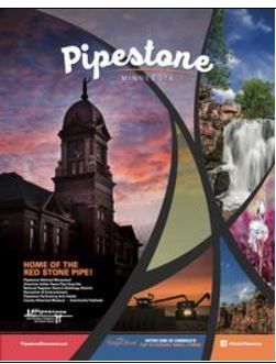 2017 Pipestone Visitors Guide