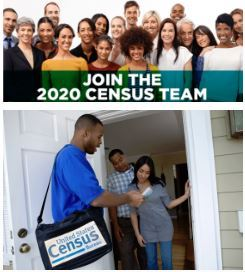 Join the 2020 Census Team Photo