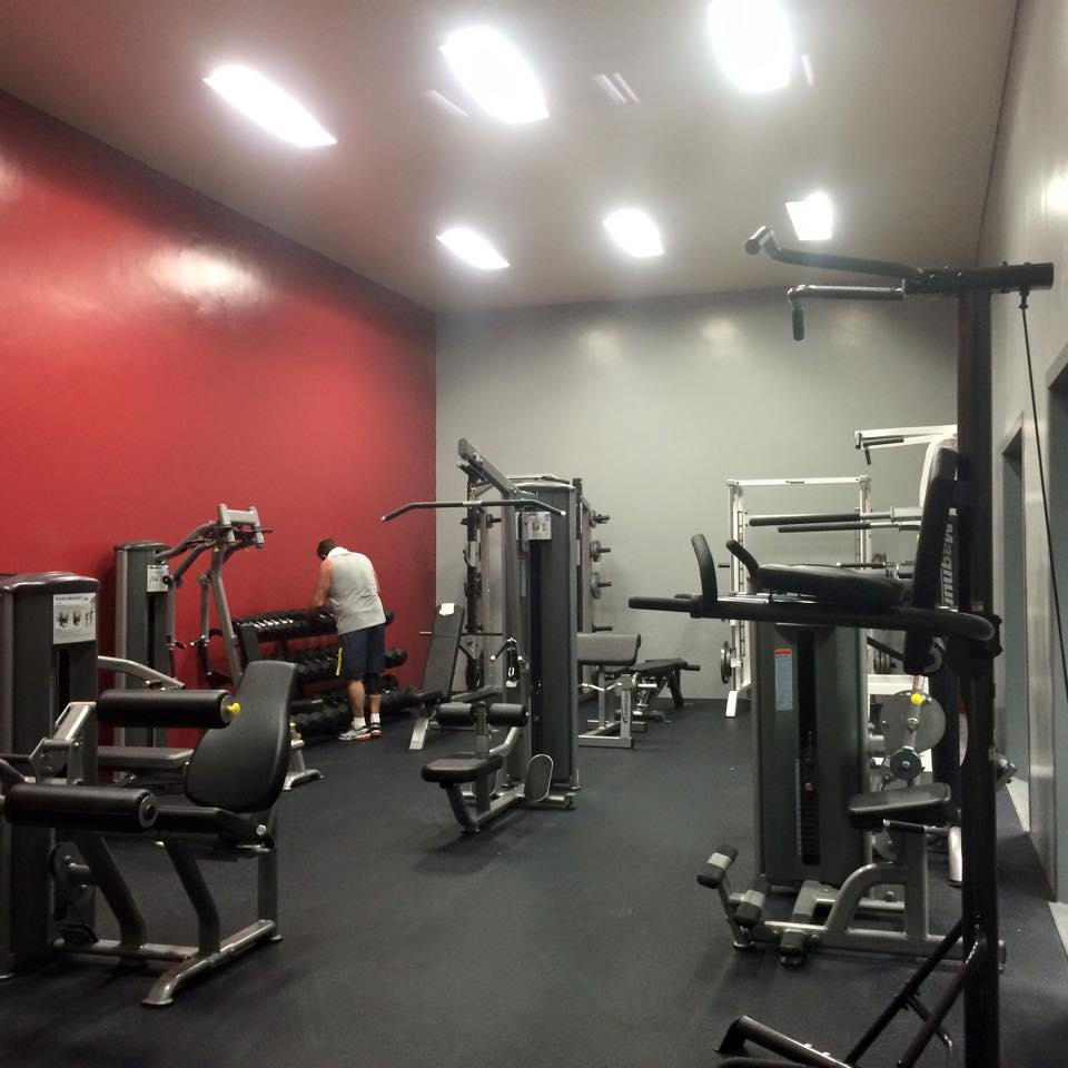 Weight Room Overview